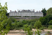 Chateau de Menars is a chateau associated with Madame de Pompadour. Loire Valley, France — Stock Photo