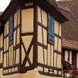 Timbered houses in the village of Eguisheim in Alsace, France — Stock Photo #49115399