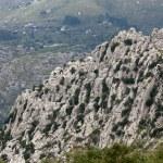 Serra de Tramuntana - mountains on Mallorca, Spain — Stock Photo #49305595
