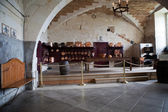 The kitchen in Valencay castle. Valley of Loire, France — Stock Photo