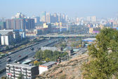 Urumqi city. China — Stock Photo