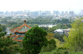 Panorama of Beijing park — Stockfoto