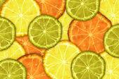 Laranja limão — Foto Stock