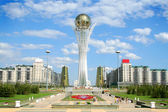 Bayterek Tower in Astana — Stock Photo