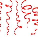 Holiday ribbon — Stock Vector #12754324