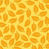 葉の背景 — ストックベクタ