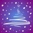 Christmas background Vector — Stock Vector #36087893