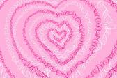 粉红色背景 — 图库照片