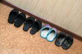 Slippers — 图库照片