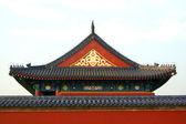 Roof in the Temple of Heaven in Beijing — Stock Photo
