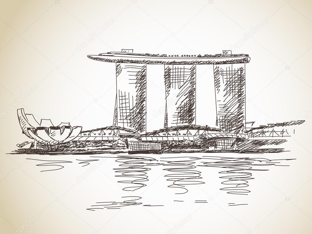 Moshe Safdie on Marina Bay Sands - Dezeen