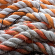 Worn twisted rope — Stock Photo #1891721