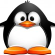 Penguin — Vector de stock #13385171