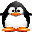 Penguin — Stockvectorbeeld