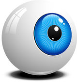Eyeball — Stock Vector