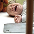 Stock Photo: Cot death