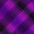 Purple and black grille — Stock Photo
