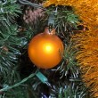 Christmas glass balls — Stock Photo #17660659