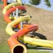 Waterslide - Stok fotoraf