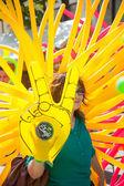 Pecs city carnival — Stock Photo