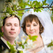 Wedding couple — Stock Photo #14176024