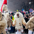 Mohacsi Busojaras carnival — Stock Photo