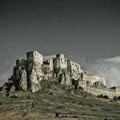 斯洛伐克斯城堡 — 图库照片