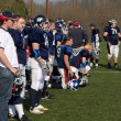 American football — Stock Photo #19009455