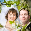 Wedding couple — Stock Photo #21614389