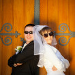 Wedding couple — Stock Photo #21614411
