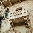 Romeo and Juliet balcony — Stock Photo