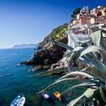 Riomaggiore, Cinque Terre, Italy — Stock Photo #37311133