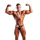 Bodybuilder — Stock Photo