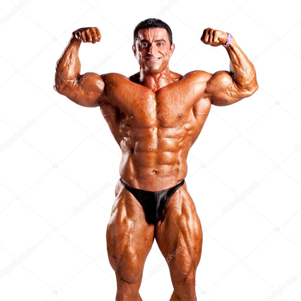 stock photo bodybuilding