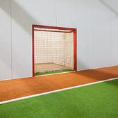 Jorky ball field — Stock Photo