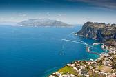 Isla de capri — Stok fotoğraf