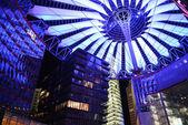 Berlin - Sony center — Stock Photo