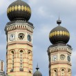 Stock Photo: Great Synagogue Budapest