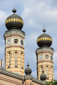 Great Synagogue Budapest — Stock Photo