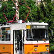 Yellow tram — Stock Photo #2142674