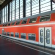 Double-decker Train — Stock Photo #22470009