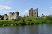Trim Castle — Stock Photo