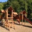 Playground in the forest — Stock Photo #31370521