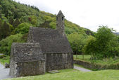 Kapelle St. Kevin Glendalough — Stockfoto