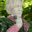 Statue of Oscar Wilde — Foto Stock
