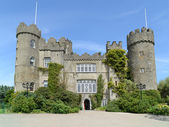 Malahide Castle — Stock Photo