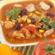 Stock Photo: Mexicsoup
