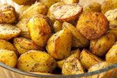 Patatas al horno — Foto de Stock