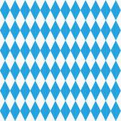 Seamless Oktoberfest pattern with fabric texture — Stock Vector