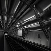 Subway station — Foto de Stock